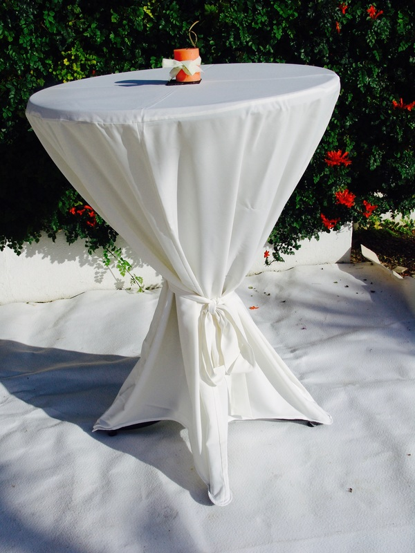 Cocktail table.