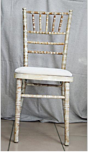 Bamboo chaivari chair